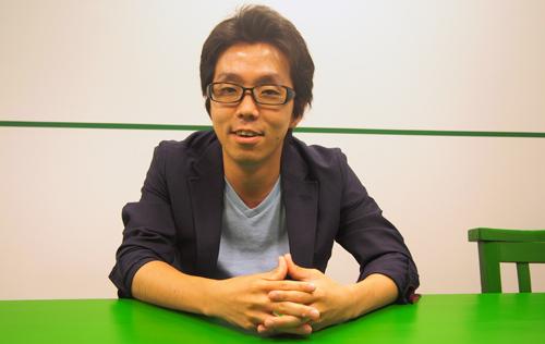 株式会社アトラエ 取締役 ディレクター 岡 利幸氏