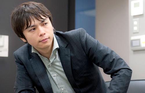 データアーティスト株式会社 代表取締役社長 山本覚氏