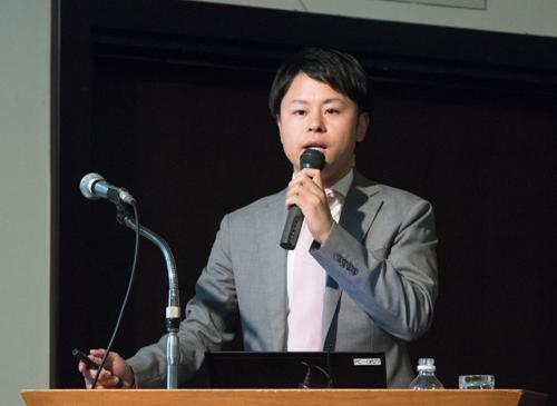 株式会社ブレインパッド ソリューション本部プロダクトマネージャー 林 隆司氏