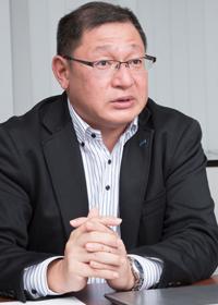 サイバーエリアリサーチ株式会社 取締役 カスタマーリレーション部 部長 松村賢三氏