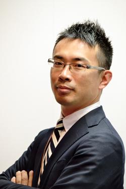 株式会社はこ 代表取締役社長 亀谷誠一郎氏