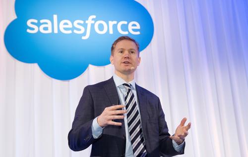 米国セールスフォース・ドットコム Marketing Cloud チーフプロダクトオフィサー ブライアン・ウェイド氏