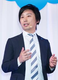 コニカミノルタ株式会社 CSR・広報・ブランド推進部 ブランド推進グループ 係長 中村俊之氏