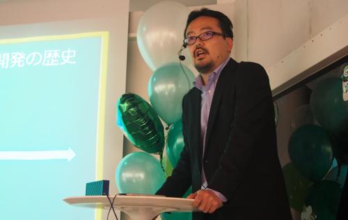 日本マイクロソフト株式会社 Beingインターナショナルビジネスディベロップメント シニアビジネスディベロップメントマネージャー 佐野健氏
