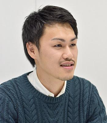 株式会社ネットフロンティア 第一コンサルティング部 リーダー 奥川哲史氏