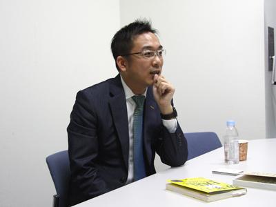 田中耕比古さん