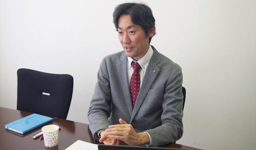 ライオン株式会社 宣伝部 デジタルコミュニケーション推進室 中村 大亮氏
