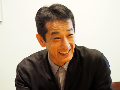 梶原文生さん
