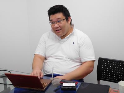 洞田潤さん