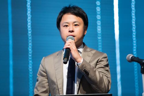 ブレインパッド 営業部 副部長 林 隆司氏
