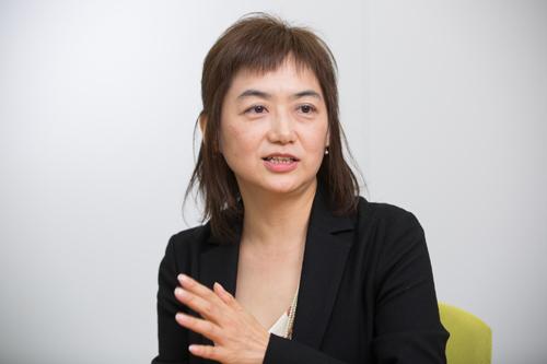 サイトコア株式会社 マーケティング グループ フィールドマーケティングマネージャー 堀内章代氏