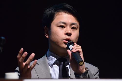 株式会社ブレインパッド ソリューション本部 営業部 副部長 林 隆司氏