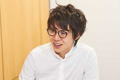 株式会社GIFMAGAZINE 代表取締役社長 大野 謙介氏
