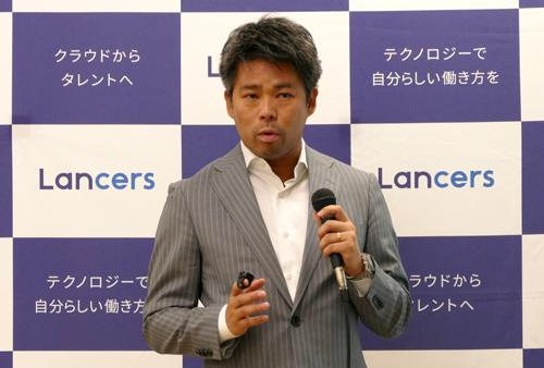 クオント株式会社 代表取締役社長 足立和久氏