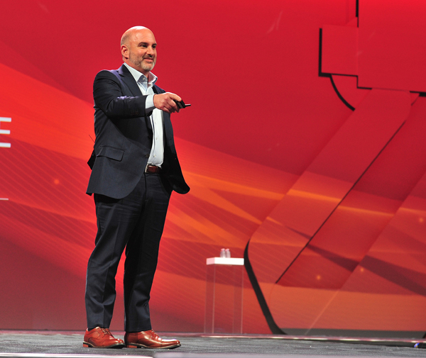 Oracle Vice President DevelopmentのJack Berkowitz氏