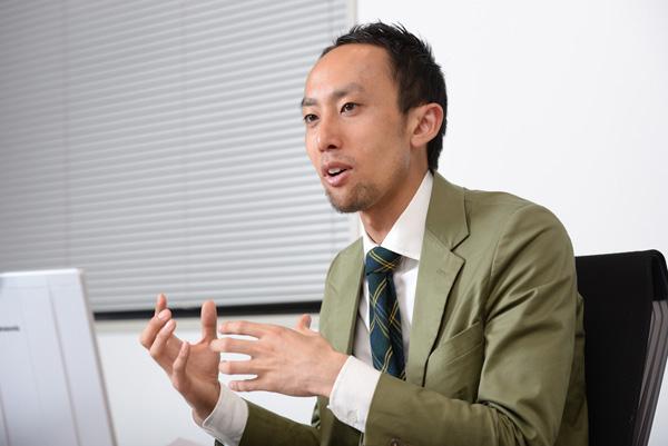 株式会社ワンスター デジタルDRM事業部 メディア局 局長 増井秀人氏