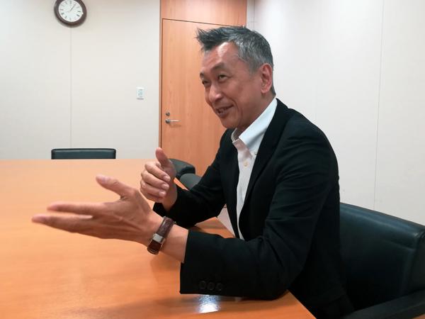 株式会社セブン銀行 常務執行役員 セブン・ラボ 松橋正明氏