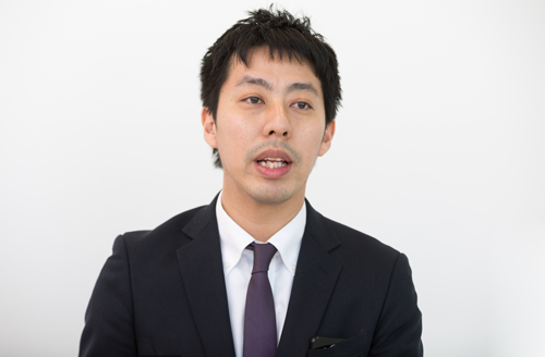 バリューマネジメント株式会社 マーケティング部  ゼネラルマネージャー 笠正太郎氏