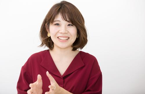 バリューマネジメント株式会社 マーケティング部 高野知里氏