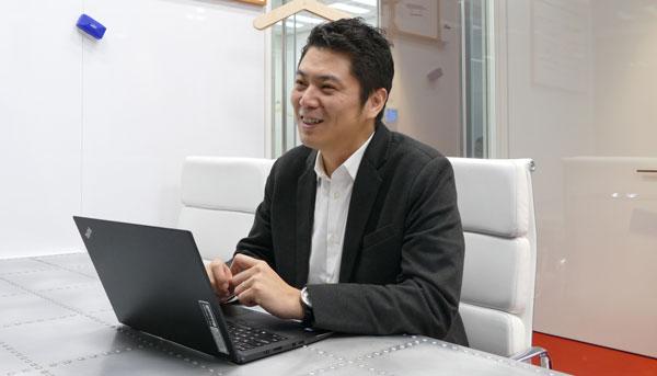 楽天データマーケティング株式会社 執行役員 事業統括推進本部 本部長 盧誠錫氏