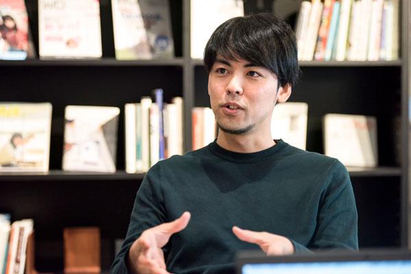 株式会社AIメッセンジャー 開発責任者 横道稔氏
