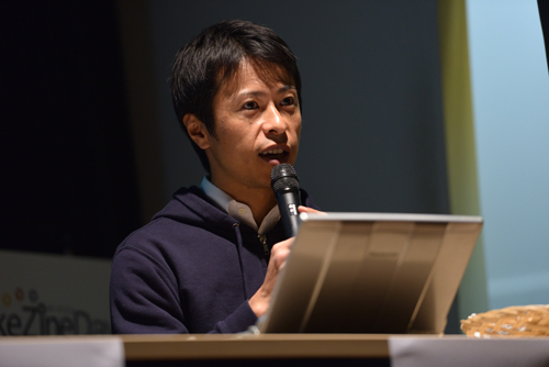 SATORI株式会社 代表取締役 植山浩介氏
