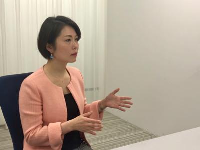 マーケットワン・ジャパン マネージングディレクター 山田 理英子氏
