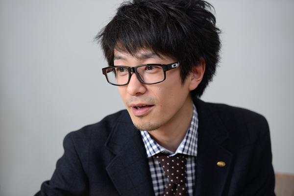 株式会社デイリー・インフォメーション北海道 オンラインソリューション事業部 課長 間宮和斗氏
