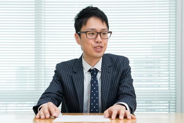 三井住友カード株式会社 統合マーケティング部 福田保範氏