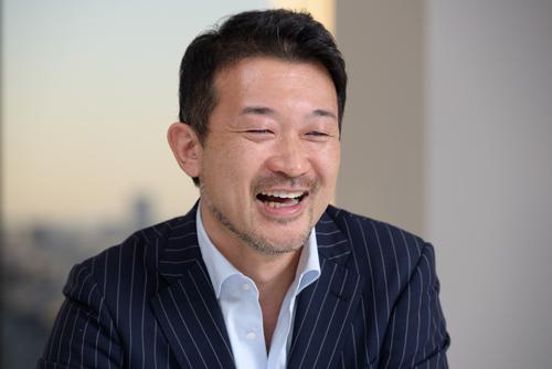 アイスタイル 代表取締役社長CEO 吉松徹郎氏