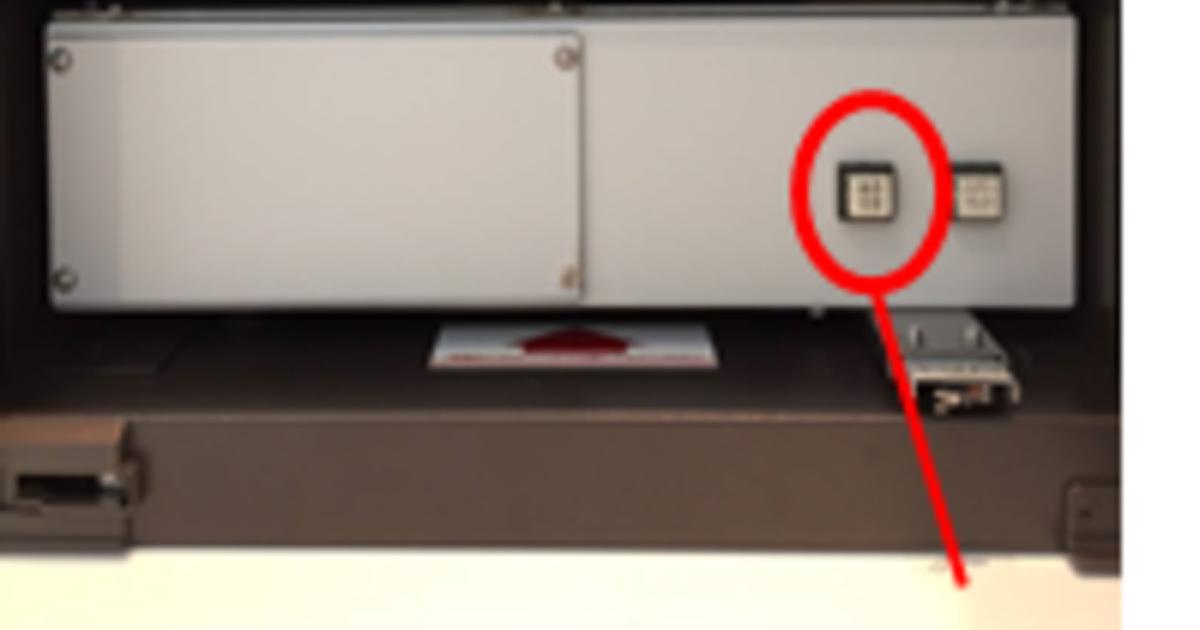 通信機能付き宅配ボックスイメージ、通信ユニット