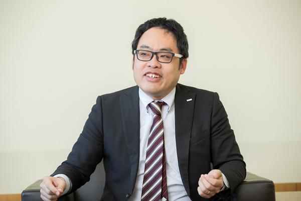 株式会社NTTドコモ R&Dイノベーション本部サービスイノベーション部 担当課長 小田哲氏