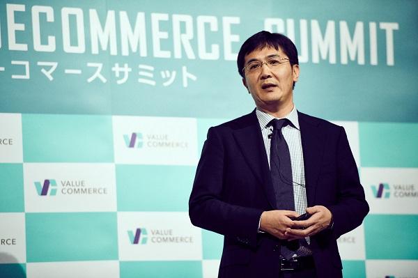 バリューコマース株式会社 代表取締役社長 最高経営責任者 香川仁氏