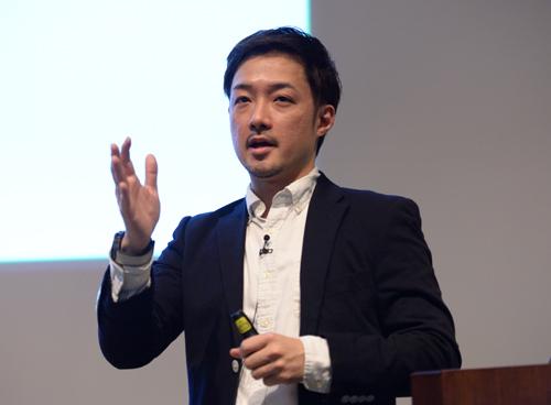 パロニム株式会社 代表取締役 小林 道生氏