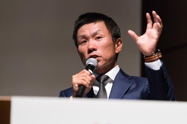 ZETA株式会社 代表取締役社長 山崎徳之氏