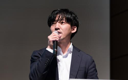資生堂ジャパン株式会社 メディア統括部 中條裕紀氏