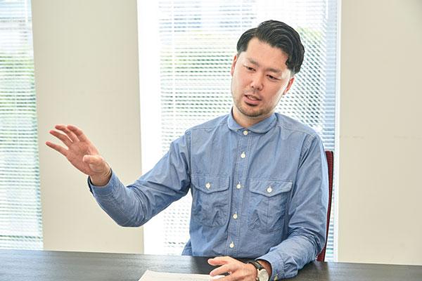 株式会社JIMOS マキアレイベル事業部 マキアレイベルコンタクトセンター部 マネージャー 山北絢也氏