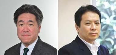 (左)OCD 高橋敦司氏(右)デジタルアドバイザー 小霜和也氏