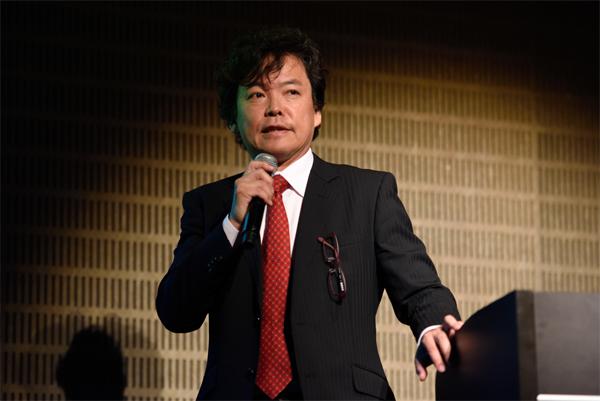 サンリオ 田口歩氏