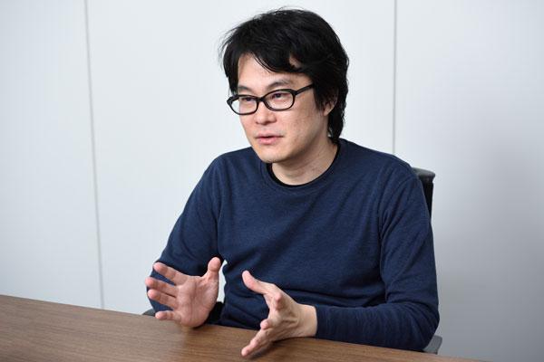 株式会社シャノン マーケティング部 部長 村尾慶尚氏