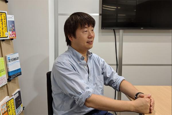 アタラ合同会社 シニアコンサルタント 鹿毛 比呂志さん