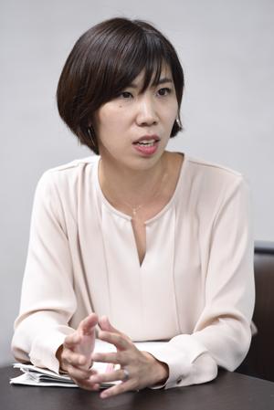 コーポレートコミュニケーション コンサルタント 株式会社Amplify Asia 代表取締役 白石愛美氏(以下、白石)