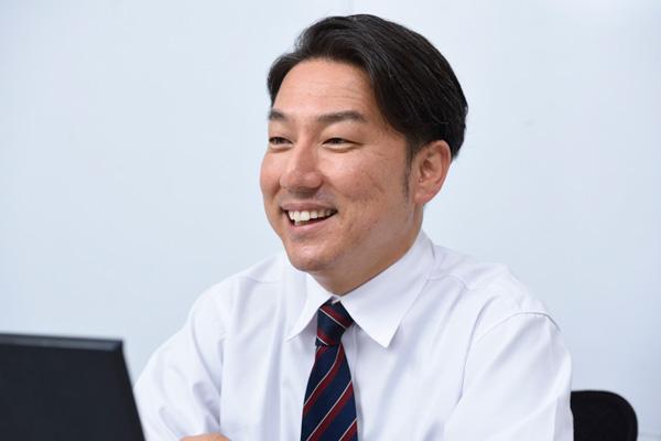 株式会社シャトレーゼ 販促企画課 課長 岩井 一紘氏