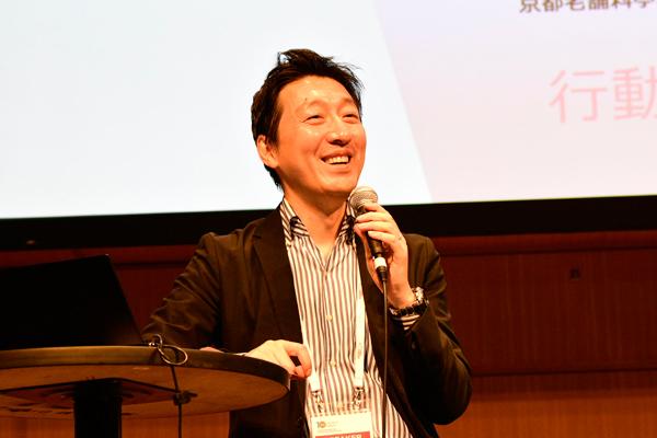 モデレーター:アジャイルメディア・ネットワーク株式会社 取締役CMO ブロガー 徳力基彦氏