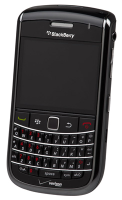 BlackBerry Bold 9650(Wikimedia Commons)