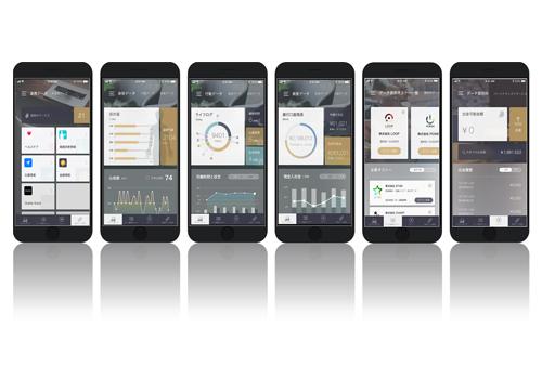 DPRIMEの画面イメージ