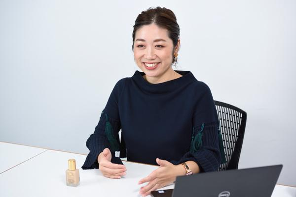 ELGC株式会社 エスティ ローダー事業部 デジタルマーケティングマネージャー 宮下麻未氏