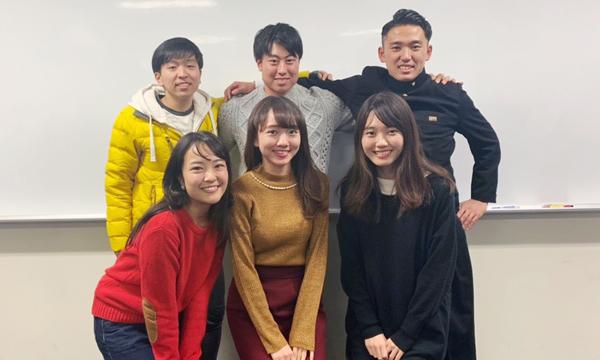 本記事制作を担当した立教大学佐々木ゼミ4班の取材チーム