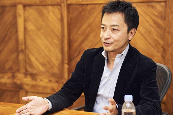 株式会社マイクロアド 代表取締役社長 渡辺 健太郎氏