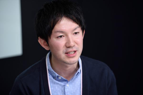 リクルートマーケティングパートナーズの宍戸誠一氏